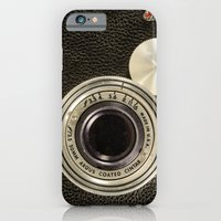 Vintage Argus camera iPhone 6 Slim Case