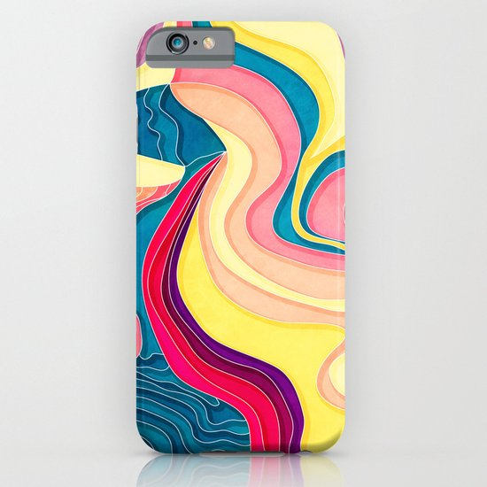 I Dream in Colors iPhone & iPod Case