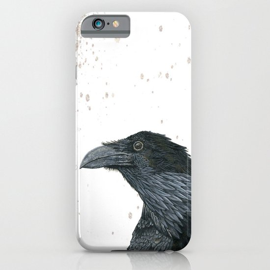 Raven Croft 2 iPhone & iPod Case