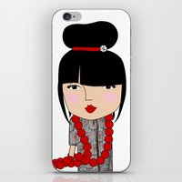 Mss East iPhone & iPod Skin