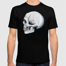 Bones XII Black SMALL Mens Fitted Tee