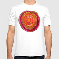 School House Crush Mens Fitted Tee White SMALL