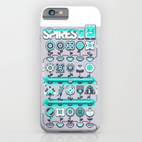 iPhone & iPod Case featuring SPIRES IRRIGATION 2015 by Spires