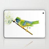 Feathers & Flecks Laptop & iPad Skin