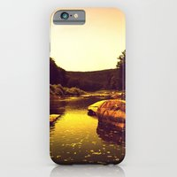 iPhone & iPod Case featuring Let the Creek Take You Away by S. Ellen