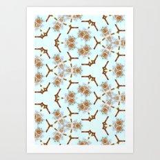 KALIDESCOPE Art Print