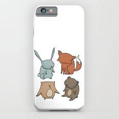 Woodland Animals Slim Case iPhone 6s