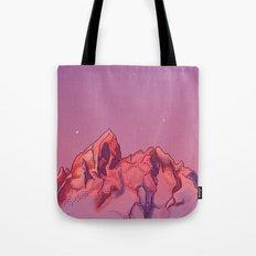 Ruby Sunrise Tote Bag
