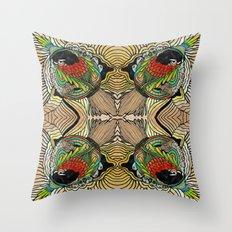 Gorgona Throw Pillow