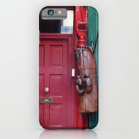 iPhone & iPod Case featuring Fight Club by @lauritadas