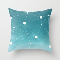 Not The Only One II Throw Pillow