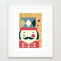 Toy Soldier Framed Art Print