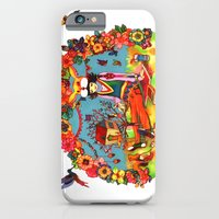 iPhone & iPod Case featuring Hideaway Love by Natsuki Otani
