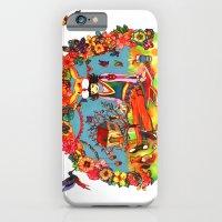 Hideaway Love iPhone 6 Slim Case