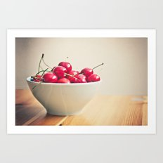 Life is just... Art Print