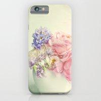 Tiny Spring Bouquet iPhone 6 Slim Case