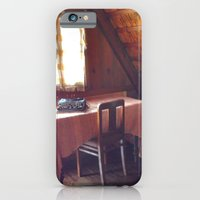iPhone Cases featuring Old House by Mr and Mrs Quirynen