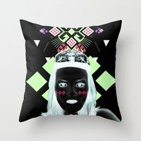 ::Elements Of Space:: Throw Pillow