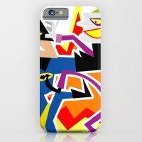 The Eternal Struggle! iPhone 6 Slim Case