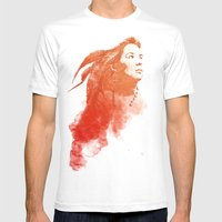 Espoir Mens Fitted Tee White SMALL
