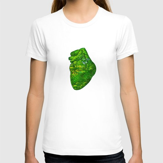 Landscape of My Heart (4 as 1) T-shirt
