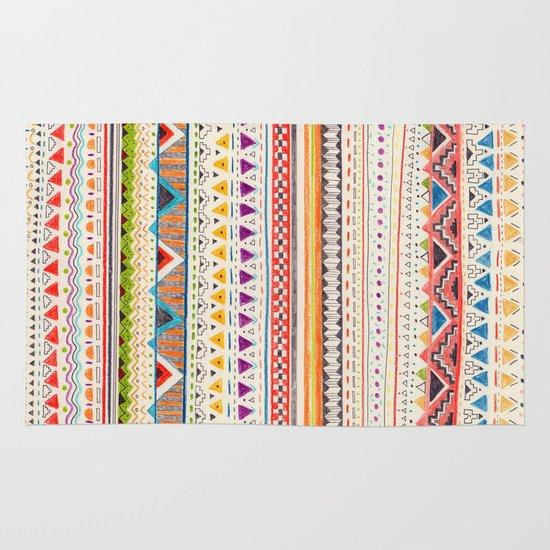 Pattern Area & Throw Rug