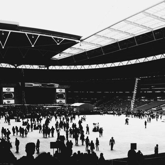 Wembley Art Print