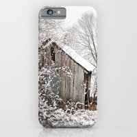 The Wooden Shed iPhone 6 Slim Case