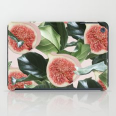 Figs & Leaves #society6 … iPad Case