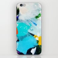 Palette No. Three iPhone & iPod Skin