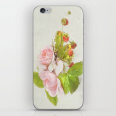 roses & berries N°3 iPhone & iPod Skin
