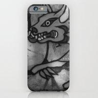 iPhone & iPod Case featuring Garuda Dog by YAP9