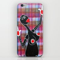 LATE ANNUNCIATION iPhone & iPod Skin