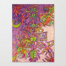 Eyescend Canvas Print