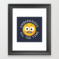 Evermortified Framed Art Print