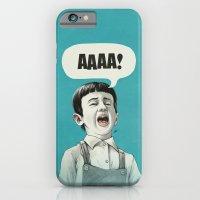 AAAA! (Blue) iPhone 6 Slim Case