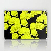 Neon Skulls Laptop & iPad Skin