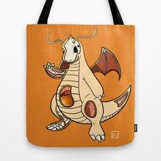 Dragonite Anatomy Tote Bag
