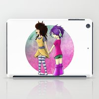 Yukiko & V2.0 iPad Case