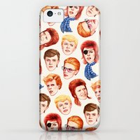 iPhone 5c Cases featuring David by Helen Green