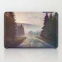 Road trippin iPad Case