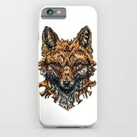iPhone & iPod Case featuring Deception by René Campbell