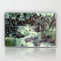 THE FLOODED VALLEY Laptop & iPad Skin