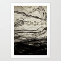 Rising From The Drudge -… Art Print