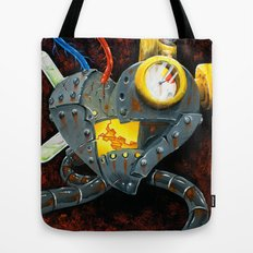 My rusted heart  Tote Bag