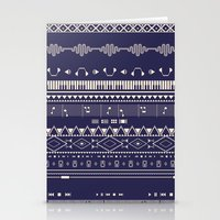 Native Groovy Stationery Cards