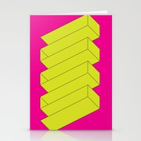Unfolded Stationery Cards