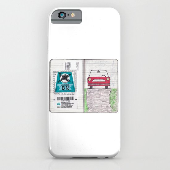 Roadtrip to Austria iPhone & iPod Case