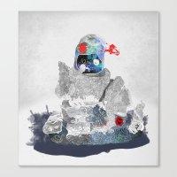 OHNZ - R13/1 Canvas Print