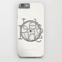 iPhone & iPod Case featuring Let´s Ride by CranioDsgn